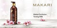 Makari Exclusive Toning Milk