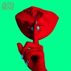 Alan Braxe #face #collage #head #color