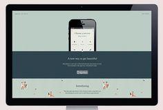 Beautified by Lotta Nieminem #web design