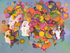 Anthousai by C86 | Matt Lyon | Society6