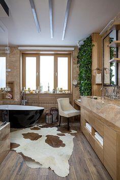 Bathroom eco-design