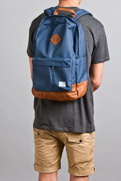Google Image Result for http://www.planeclothes.com.au/images/products/access/Bags/herschel/HERTITAGE_HERSCHEL_BACKPACK_BLUE_HEROLARGE.jpg #backpack