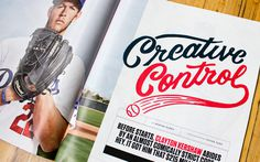 Creative Control #inspiration #creative #lettering #design #artists #art #hand #typography