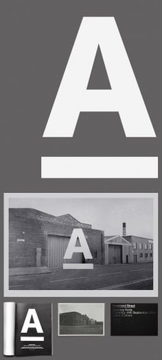YES - A Foundation #print #design #graphic #identity