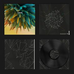 Transformation of Sound | Album Cover Design on Behance