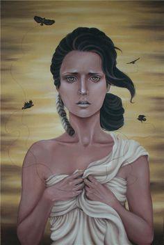 Paintings by Thaisy J. Marín Rodríguez #rodrguez #j #thaisy #paintings #marn