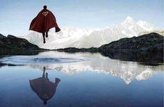 Portraits of Superheroes by Benoit Lapray #inspiration #creative #photography