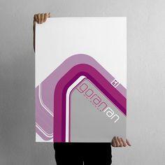 projectgraphics - typo/graphic posters #kosovo #event #goran #prishtina #projectgraphics #poster #ran