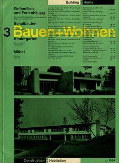 Gimme Bar | Designspiration — Bauen+Wohnen: Volume 03, Issue 03 | Flickr - Photo Sharing! #grid #architecture #magazine