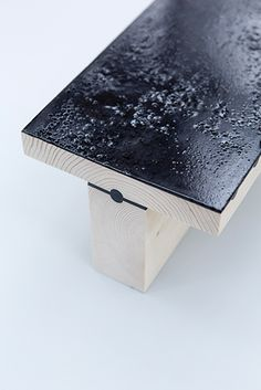 #detail #bench #stool #chair by Thomas Vailly