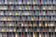 Signalhuset / NOBEL   ArchDaily #towers #color #architecture #facades