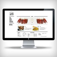 Phuket Thai Restaurant website design #website #thai #phuket
