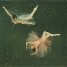 this isn't happiness™ (Early Polaroids via the SX 70), Peteski #photo #ballerinas
