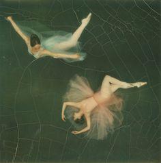 this isn't happiness™ (Early Polaroids via the SX 70), Peteski #photo #ballerinas