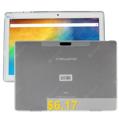 TPU #Tablet #Holster #Soft #Case #Anti-drop #Cover #Protector #for #Teclast #M30 #10.1 #inch #- #TRANSPARENT