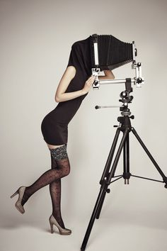 Goldenpoint F/W tights on Behance #shooting #camera #photo #fashion #view