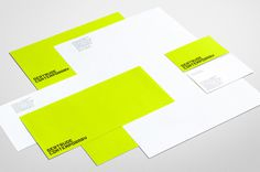 pop ofcolour:Gertrude Contemporary Identity  Fabio Ongarato Design #corporate #design #identity #branding