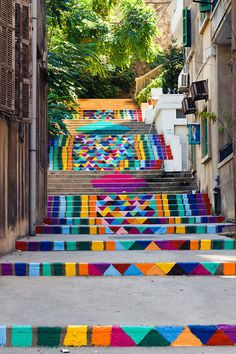 beirut #pattern #steps