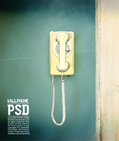 Wall phone psd Free Psd. See more inspiration related to Phone, Wall, Psd and Vertical on Freepik.