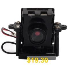 Original #MJX #C5810 #720P #5.8G #FPV #WiFi #Camera #for #B3MINI #RC #Drone #Accessory #- #BLACK