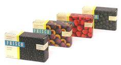 1957 Frisco Packaging #packaging #1957 #frisco