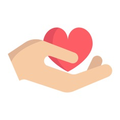 See more icon inspiration related to heart, care, charity, medical, health care, business, love and romance and organs on Flaticon.