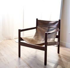 Wood&Faulk | Documents of experiments, style and craft. | Page 4 #chair #leather