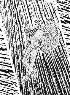 Icarus, by Dan Bina