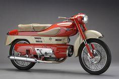 Pinned Image #red #retro #bike #motorcycle #chimera