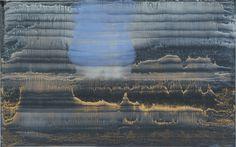 Matteo Montani // Oil on sandpaper