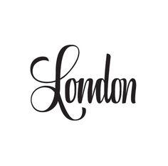 LDN | @spencerventure | spencerventure.com #lettering #handdrawn #logo #letterforms #penandink #ink #digital #blackandwhite #brushlettering