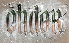 Calligraffiti by Niels Shoe Meulman 9 #calligraphy #text #graffiti #calligraffiti #art #street #typography