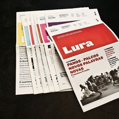 Lura on the Behance Network #publication #atelier martinojana
