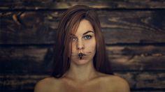 Surreal Self-Portraits by Amelia Fletcher #surreal #photography #portrait