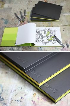 Montana Blackbook | Flickr - Photo Sharing! #graffiti #design #book