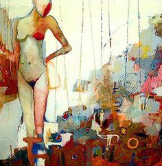 Terrigenus_1.jpg (JPEG Image, 391x400 pixels) #terrigenus #jylian #gustlin #painting #art #1