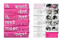 Studio Dumbar: Alzheimer Nederland Visual Identity #system #print #identity #poster