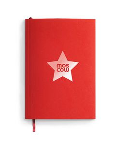 Moscow Brand Guidelines #logotype #red #city #russia #brand #star #logo #typography