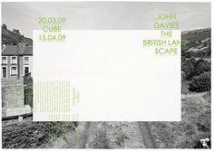 FFFFOUND! | The British Landscape, Jack Alexander's Portfolio #design #graphic #jack #alexander #editorial