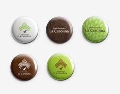 Jardin Botanico la Carolina #logotype #branding #corporate #brand #pin #identity #logo #ecuador