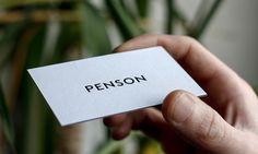 http://www.shewasonly.co.uk/penson-group/ #busines #card #identity