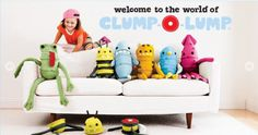 swissmiss #clump #lump #stuffed #animal #toy