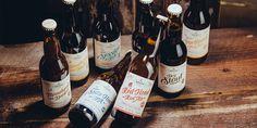 Graff Beer #packaging #typography