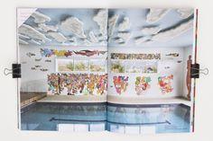 Dandini Comes Clean – Paintings by Robert McLeod on Behance