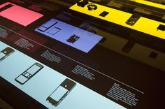 Exhibition on Nokia design #exhibition #product #design