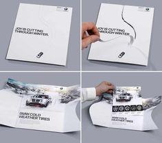 BMW Cut through