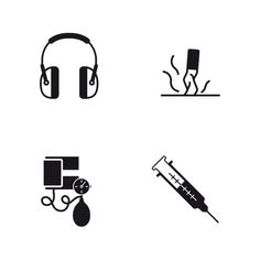 PICTOGRAMS Denis Carrier | Illustration & Art Direction #icon design