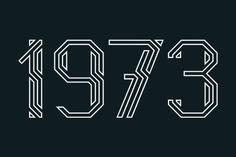 neon, stylised, modern #logo #type
