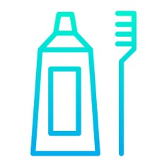See more icon inspiration related to tooth, dentist, teeth, toothbrush, healthcare and medical, hygienic, toothpaste, health care and bathroom on Flaticon.