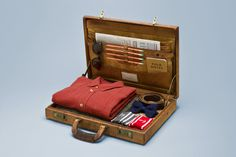 James Kape #carry #neat #travel #brief #order #case #luggage